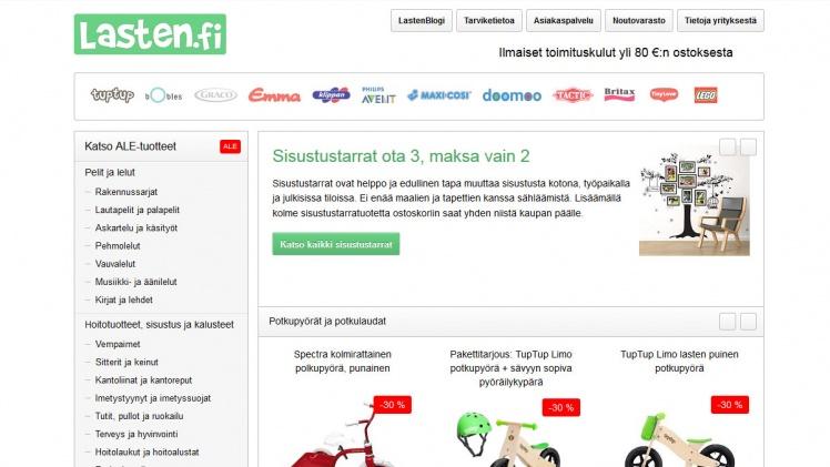 Lasten.fi