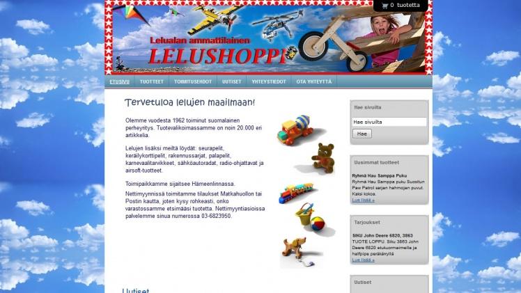 Lelushoppi