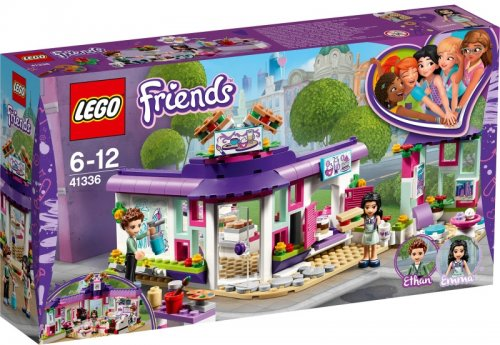 LEGO Friends 41336 Emman taidekahvila / Emmas Art Cafe