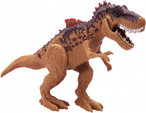 Dino Valley - Big Dino - Brown T-rex, trex