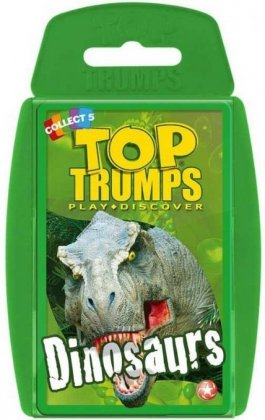 Dinosaurs Top Trumps Kort (Top Trumps kort 161)