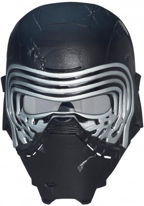 E7 Kylo Ren voice changer mask, Disney