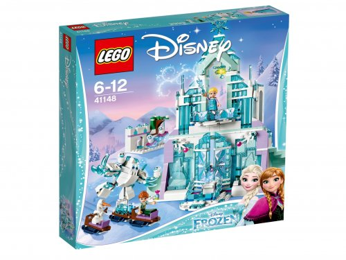 LEGO Disney Princess, Elsan maaginen jääpalatsi 41148