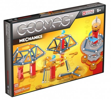 Geomag Mechanics 222 osaa 1 set
