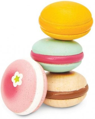 Honeybake Macarons (Le Toy Van 413305)