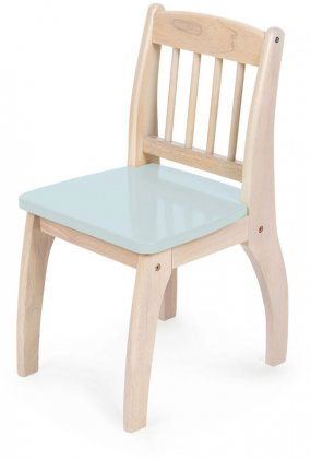 Junior chair blue