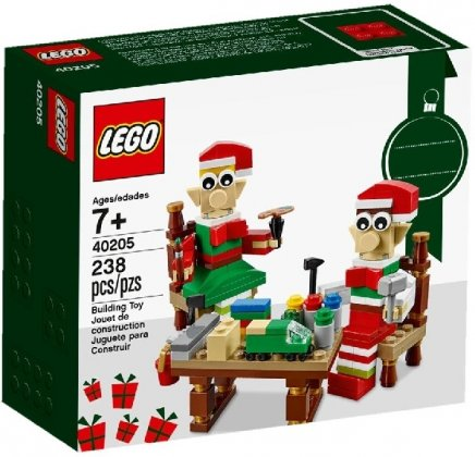 Lego 40205 Elves& Workshop