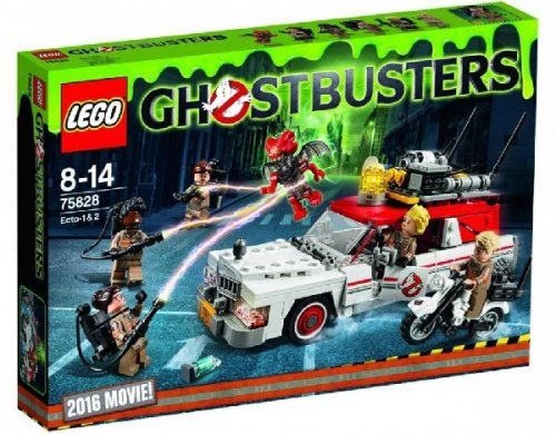 LEGO Exclusive - Ghostbuster Echo 1 and 2 (75828)