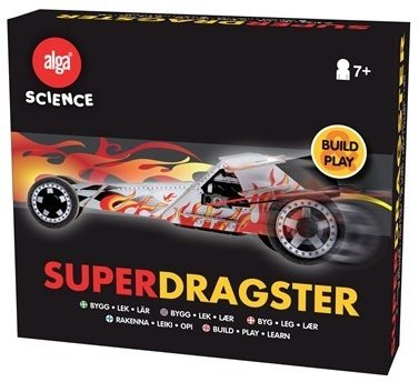 Alga Science Super Dragster 1 set