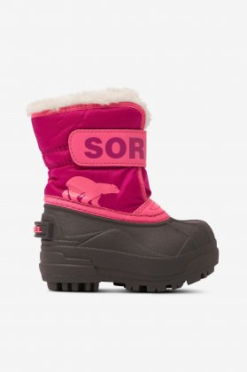 Sorel Toddler Snow Commander Tropic Pink Deep Blush |1|