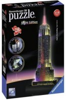 Empire State Building 3D-palapeli, 216 palaa