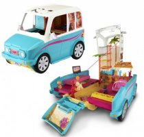 Barbie Puppy Mobile Camper