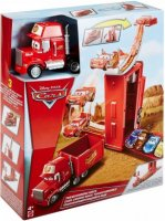 Disney Pixar Cars, Mack Transporter Playset