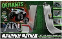 Defiants Maximum Mayhem -autorata