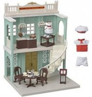 Town Series Delicious Restaurant, Sylvanian Families