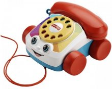 Fisher Price, Brilliant Basics, Chatter Phone, Fisher-Price