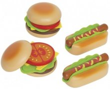 Hape - Hamburgers and Hotdogs