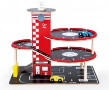 Hape - Race Around Garage (5917)