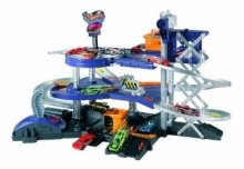 Hot Wheels Mega Garage (Hot Wheels bilbaner V3260)