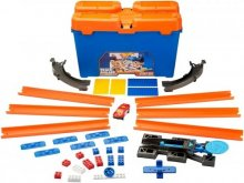 Hot Wheels Track Builder aloitussetti (Hot Wheels radat DWW95)