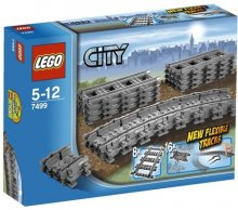 LEGO City Trains 7499 Muunneltavat kiskot