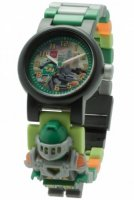 LEGO - Kids Watch - Nexo Knight Aaron with mini figure
