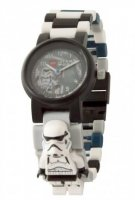 LEGO Star Wars Stormtrooper Kids Minifigure Link Watch (Lego Star Wars børneur 8021025)