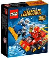 LEGO Super Heroes - Mighty Micros - The Flash vs. Captain Cold (76063)
