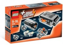 Lego Technic 8293 Power Functions -moottorit