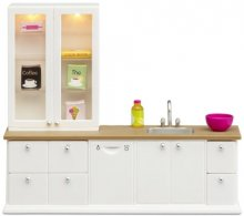 Lundby wash-up sink & dishwasher (Lundby 602026)