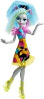 Monster High - Electrified Hair - Raising Ghouls - Silvi Timberwolf