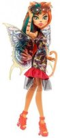 Monster High - Garden of Frights Doll - Wings Toralei (FCV55)