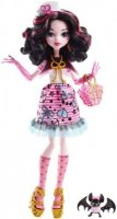 Monster High - Shriekwrecked Nautical - Draculaura Nukke