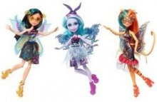 Monster High Winged Ghoul -puutarhakauhinen
