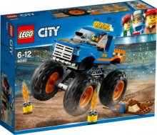 Monster Truck (LEGO City Great Vehicles 60180)