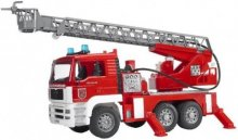 Bruder - Mercedes Benz Fireengine w. light & sound (2532)