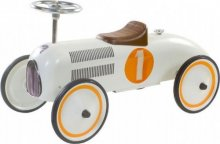 Retro roller judy push car