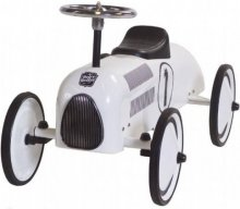 Retro roller lewis push car