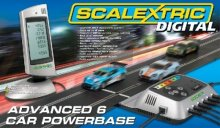 Scalextric C7042 Digital Power Base - 6 Cars