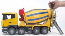 Bruder - SCANIA R-series Cement mixer truck (3554)