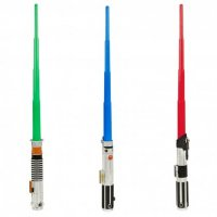 Star Wars E7 Extendable Lightsabers -valomiekka, Disney