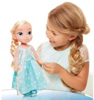 Toddler Doll, Elsa, Disney Frozen