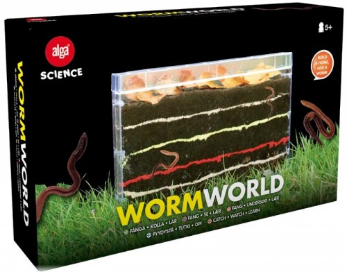 Worm World, Alga